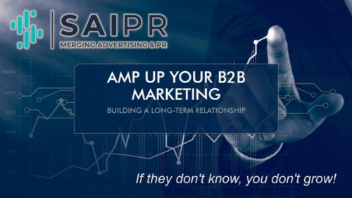 Amp up your B2B Marketing