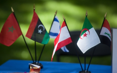 middle-east-africa-flags