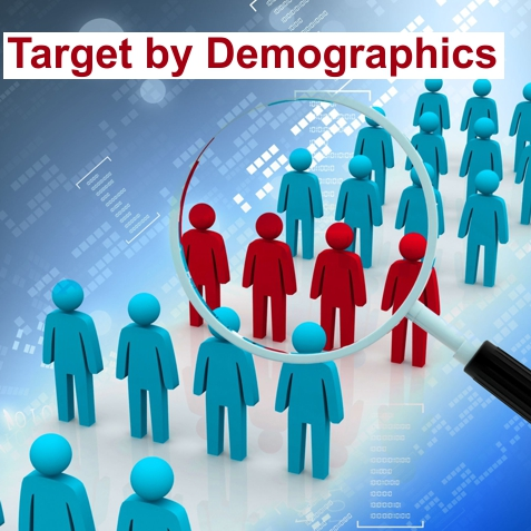 Target by demography